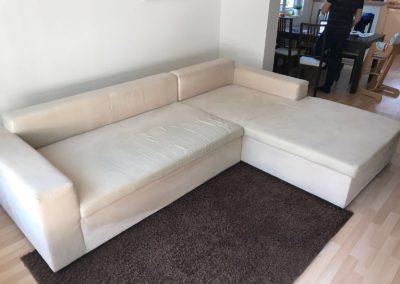 Polsterreinigung Sofa Berlin