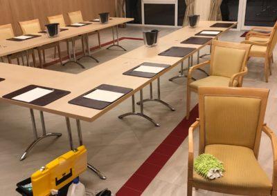 Polsterreinigung Bürostühle